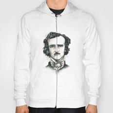 Edgar Allan Poe and Ravens Hoody