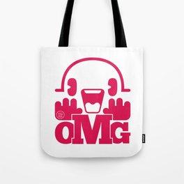 OMG! Tote Bag
