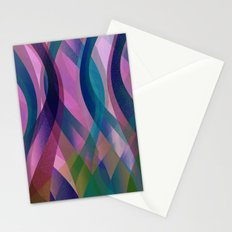 Abstract background G140 Stationery Cards