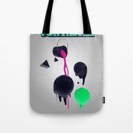 Plastik Vontastik - The Paint Tote Bag