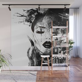 Snow Queen Wall Mural