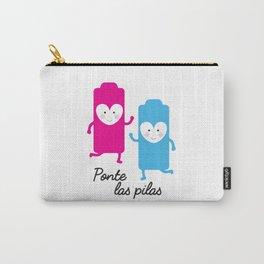 Ponte las Pilas Carry-All Pouch