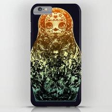 day of the dead matryoshka iPhone 6 Plus Slim Case