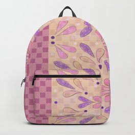 Mystic Pattern Backpack