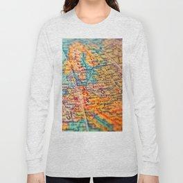 Globe Long Sleeve T-shirt