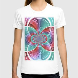 Two Step Dance Of Love On Valentine Day T-shirt