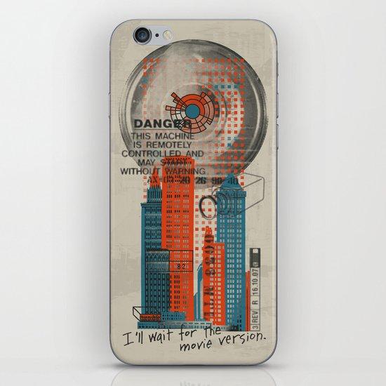 The Movie Version iPhone & iPod Skin