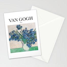 Van Gogh - Irises Stationery Cards