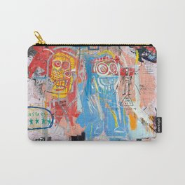 Basquiat Style 2 Carry-All Pouch