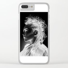 Warrior Within Clear iPhone Case