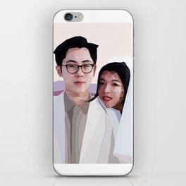 Mr & Mrs. Xiao iPhone Skin