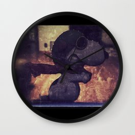 Flying Ace  |  Snoopy Wall Clock