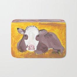 A Heifer Calf Named Darla Bath Mat