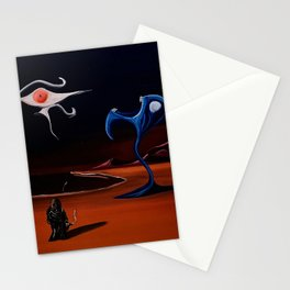 The Acolytes of Horus Stationery Cards