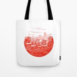 Rebuild Japan Tote Bag