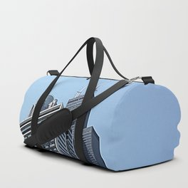 The City of Broad Shoulders Duffle Bag