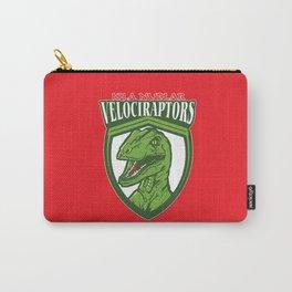 Velociraptors Carry-All Pouch