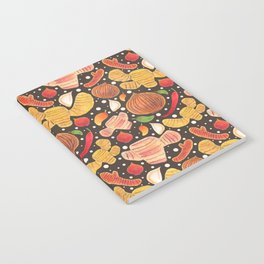 Indonesia Spices Notebook