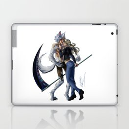 Caught Up In You Laptop & iPad Skin