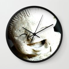LET SMILE  Wall Clock