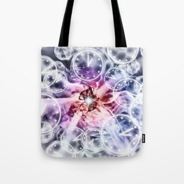 Quantum Reality - Multiple Universes - Relativity Theory Tote Bag