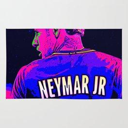Neon Neymar Rug