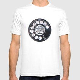 Vintage Rotary Phone T-shirt