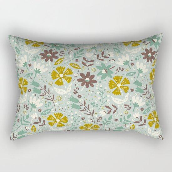 Bloom Rectangular Pillow