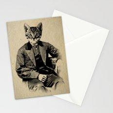 The Fancy Feline Stationery Cards