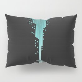 Urban River Pillow Sham