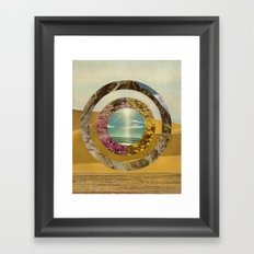 Nature Scene Framed Art Print