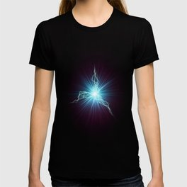 Glowing T-shirt