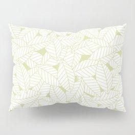 Leaves in Fern Pillow Sham
