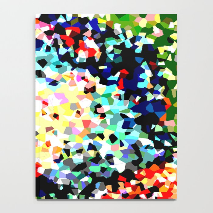 Crystallize 8 Notebook
