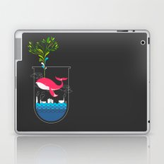Nature Whale Laptop & iPad Skin