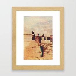 Mislay Framed Art Print