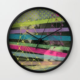 We're All Made Of Stars Wall Clock