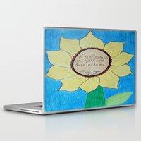 stevie nicks Laptop & iPad Skins featuring The gardens of Buckingham and Nicks by Rocker-Fan-Art