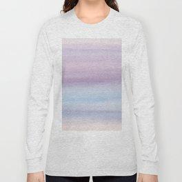 Pastel Watercolor Dream #1 #painting #decor #art #society6 Long Sleeve T-shirt