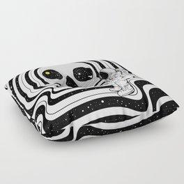 Blackout (Departure) Floor Pillow