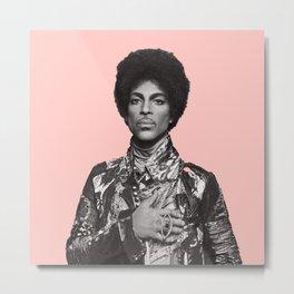 pinky prince Metal Print
