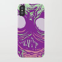 cheese iPhone & iPod Cases featuring CHEESE by headnhalf