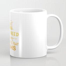 PLAY DRUMS Coffee Mug