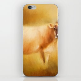 Jersey Cow iPhone Skin