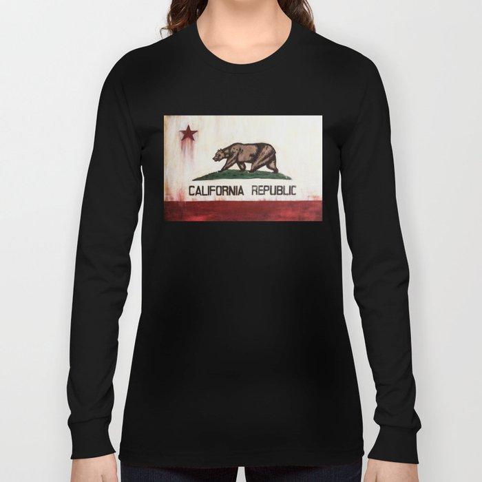 CALIFORNIA REPUBLIC Long Sleeve T-shirt