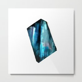 abstract roc Metal Print