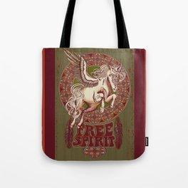 Pegasus Free Spirit Tote Bag
