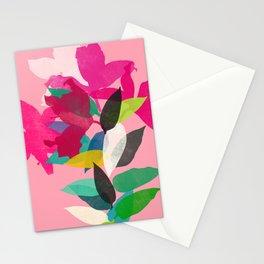 lily 18 Stationery Cards
