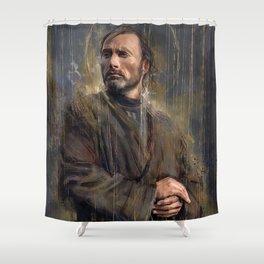 GE Shower Curtain