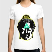 buddah T-shirts featuring Buddah by New Ill